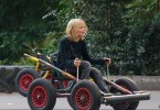Birgit on Wheels
